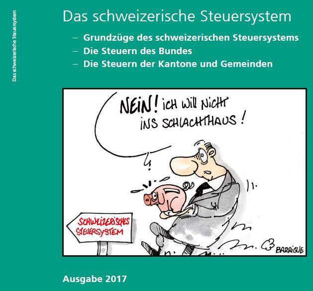 Bild Das schweizerische Steuersystem
